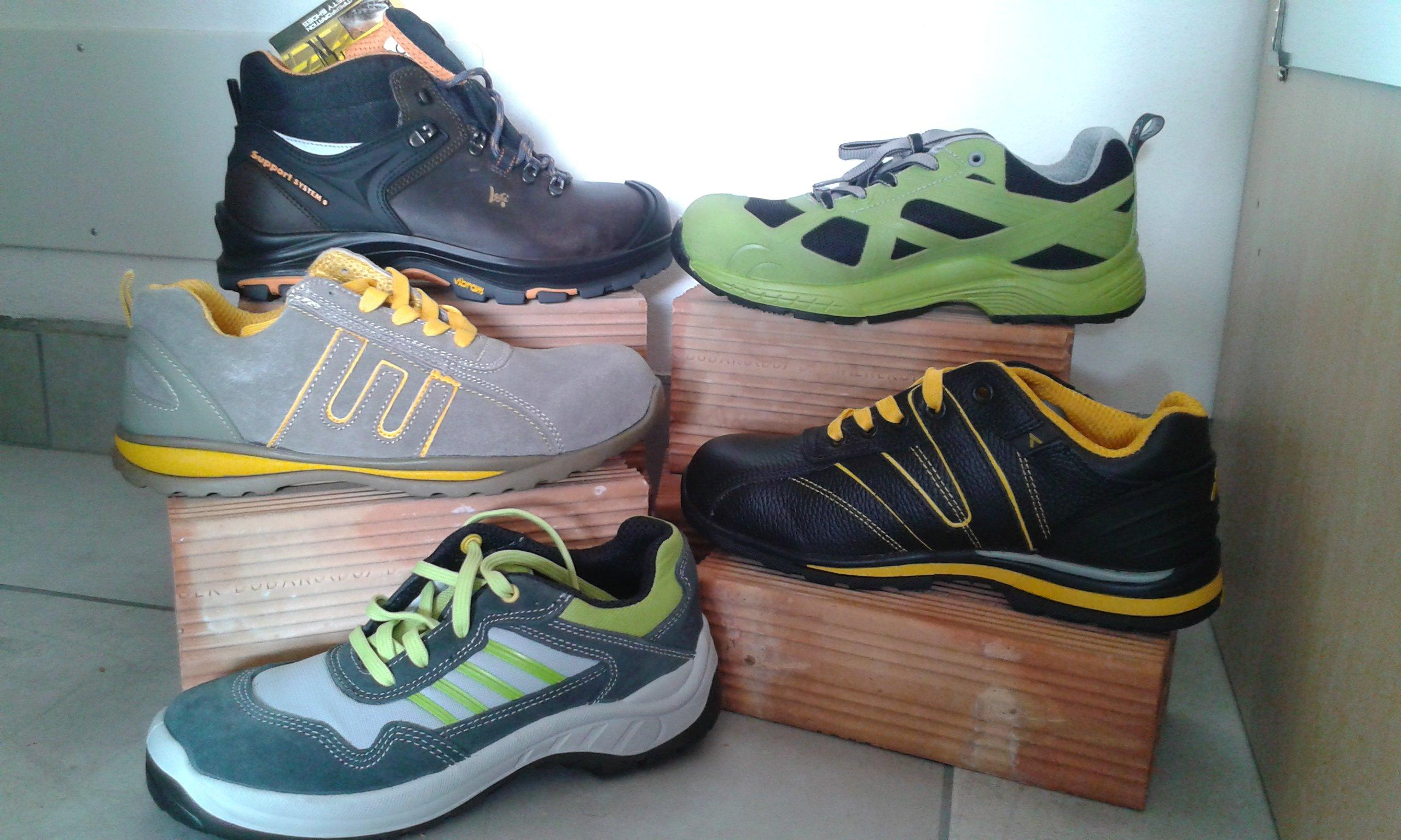 scarpe per infortunistica