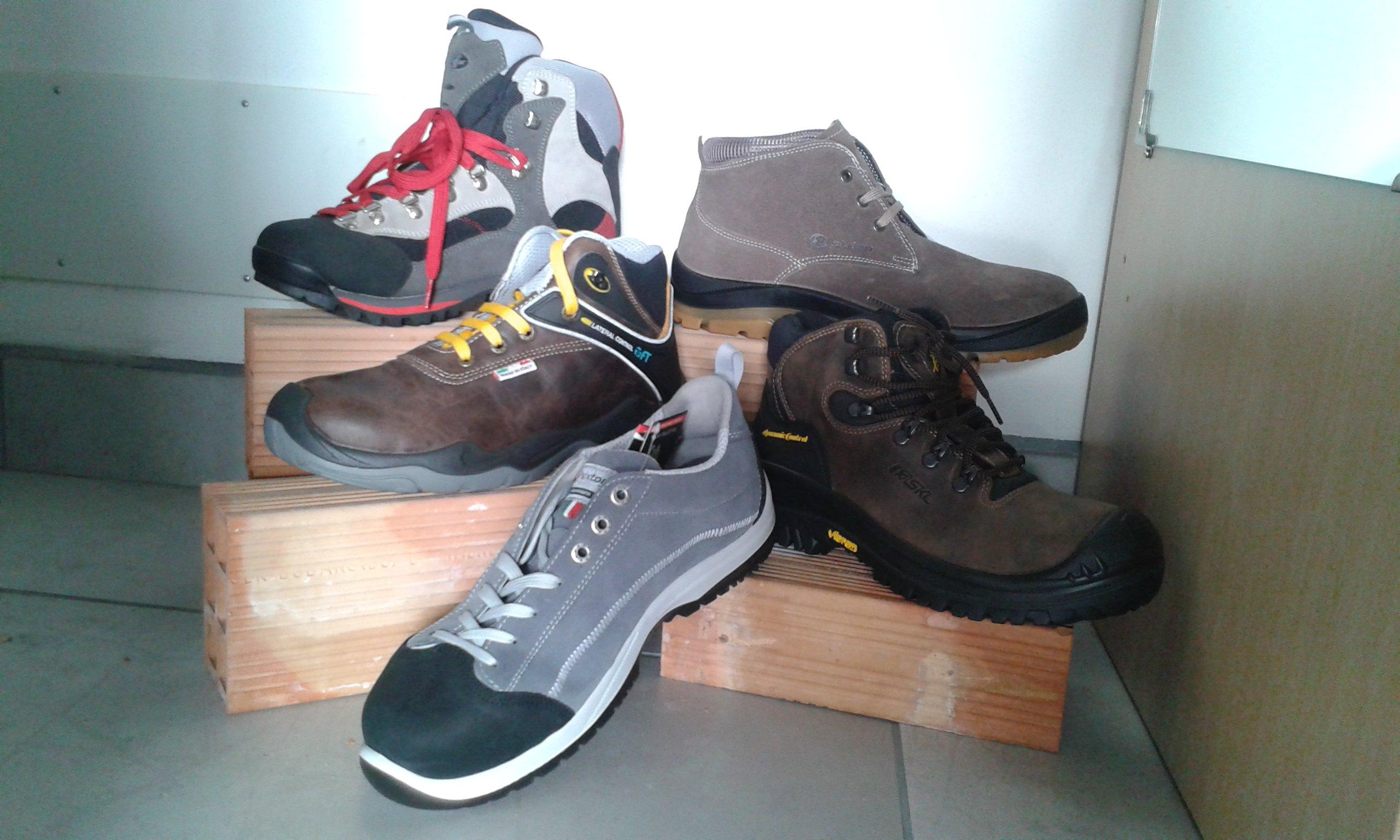 scarpe infortunistiche