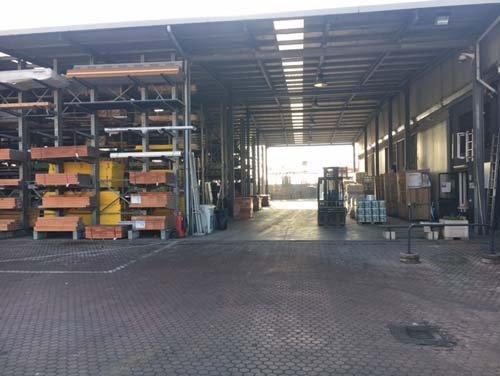 magazzino logistico