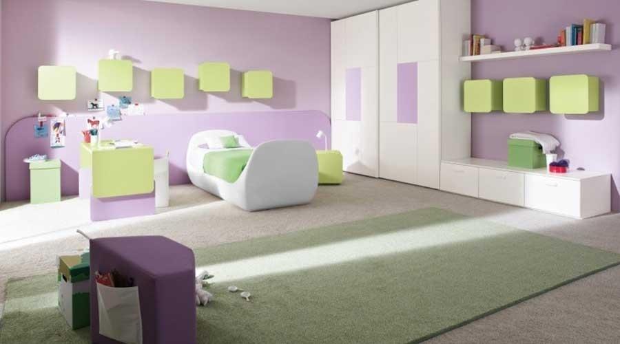 Camere per bambini novara crivelnova arredamenti for Arredamenti per camere