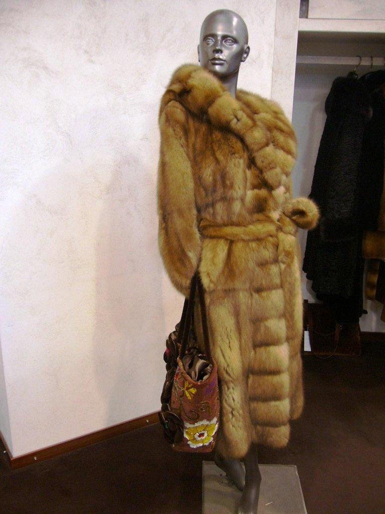 pelliccia lunga