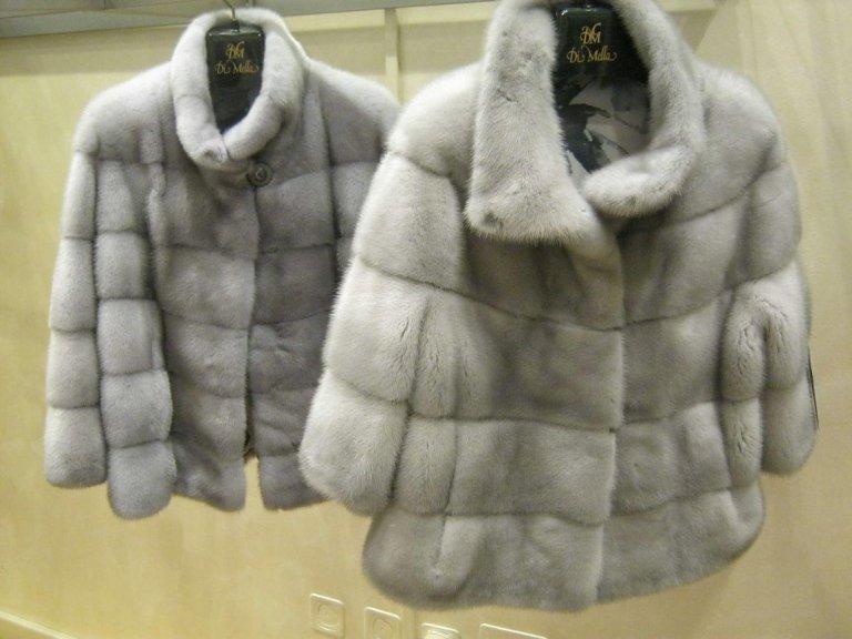 pellicce bianche