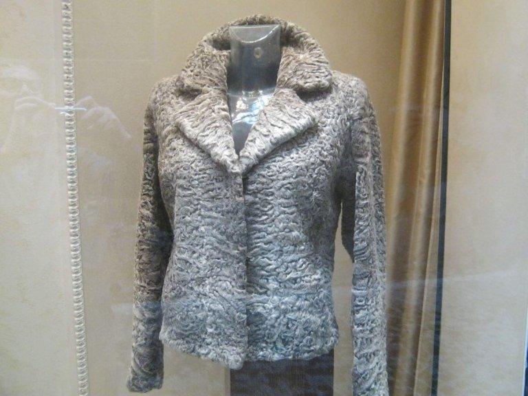 giacca di pelliccia