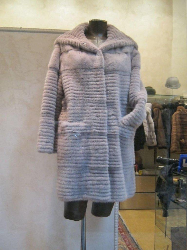 cappotto di pelliccia