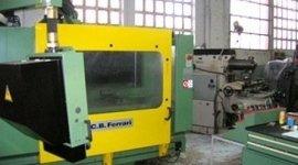 officina meccanica, fresatrice tradizionale, fresatrice controllo CAM CAD
