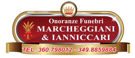 ONORANZE FUNEBRI IANNICCARI & MARCHEGGIANI - LOGO