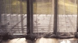 tende di lino