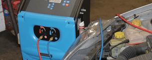 ricarica di climatizzatori auto, ricarica di climatizzatori veicoli, officina ricarica di climatizzatori