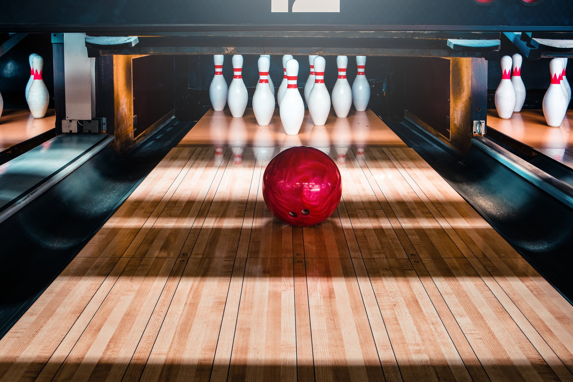 Altering Bowling Ball Surface