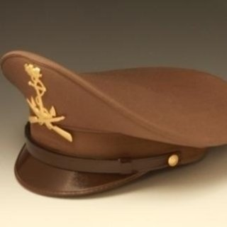 Male cap for the Italian army