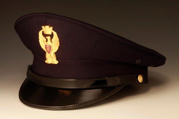 berretto rigido polizia di stato