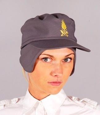 Finance police winter cap