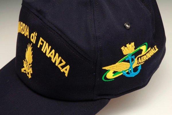fabbricazione cappello finanza navale