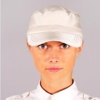 Woman's plain colour sports hat