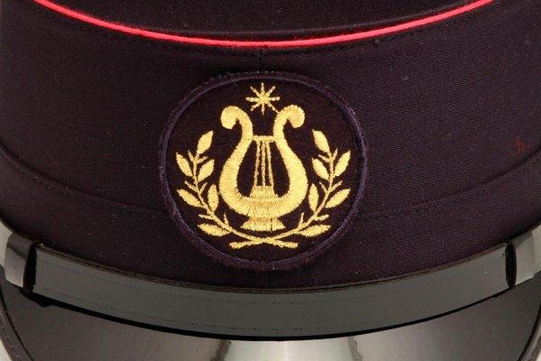 berretti per banda musicale