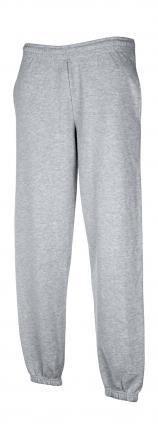Pantalone fondo elasticizzato