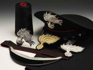carabinieri hat production