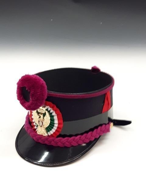 Art.025 - Kepì per uniforme storica Polizia di Stato