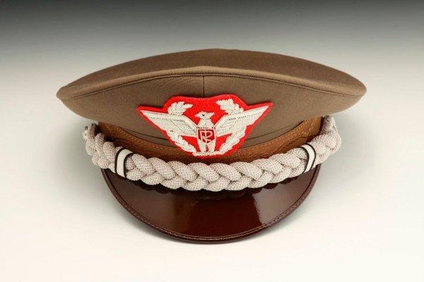 berretto rigido ufficiale generale