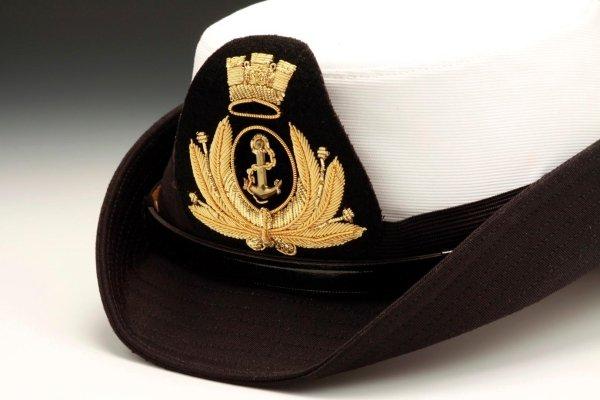Cappello marina militare