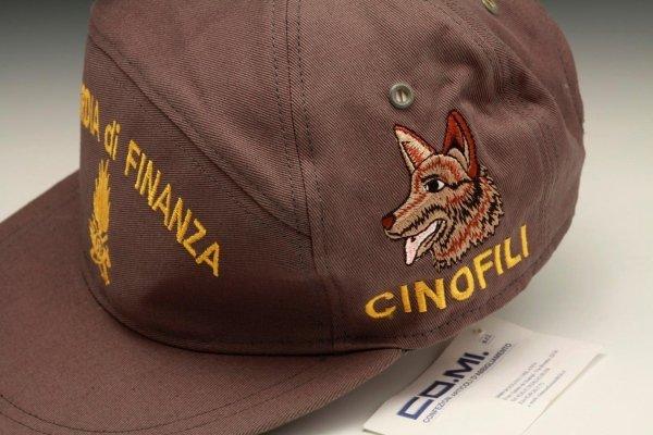 produzione berretto cinofili