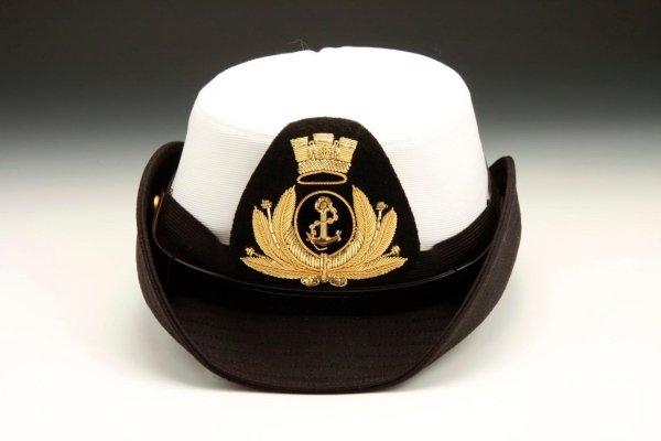 Cappello femminile marina militare