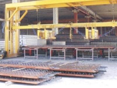 lavorazione ferro e acciaio