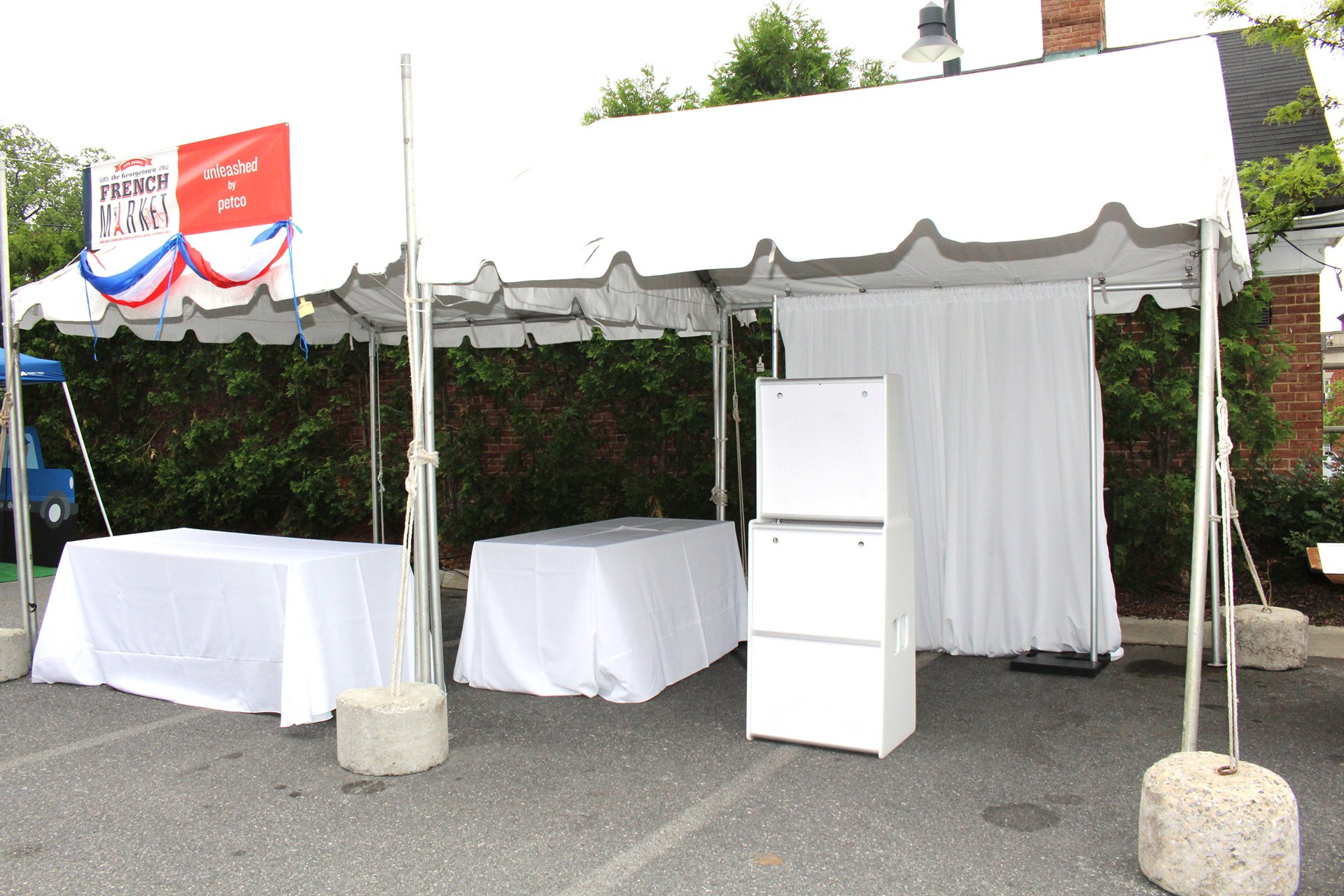69_Georgetown_french_market_2016_outdoor_tent_event_video_AlistPhotoBooth_AlistPhotoBooths_Photo_Booth_Photobooth_MD_VA_DC_Rental_rent_corporate_branding_so ... & Outdoor Events