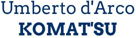 KOMATSU - Logo