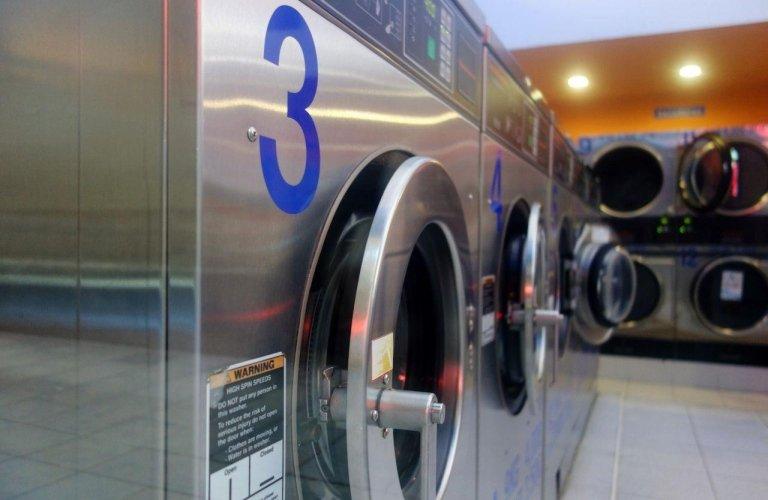 Lavanderia industriale altamente professionale