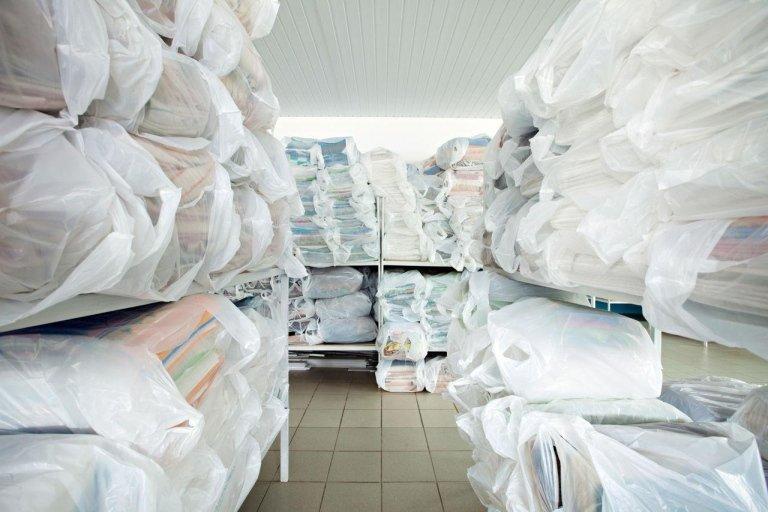 Lavanderia industriale di alta qualità