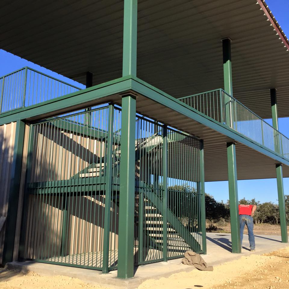 Custom Stair Railing San Angelo, TX