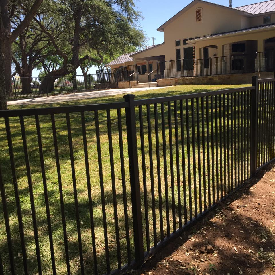 Ornamental driveway gates san angelo tx decorative
