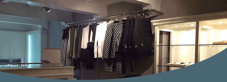 selezione di abiti da sera per donna