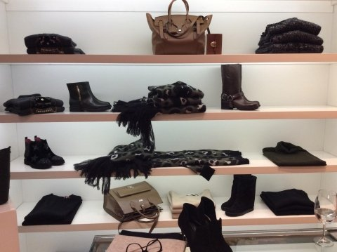 boutique accessori da donna