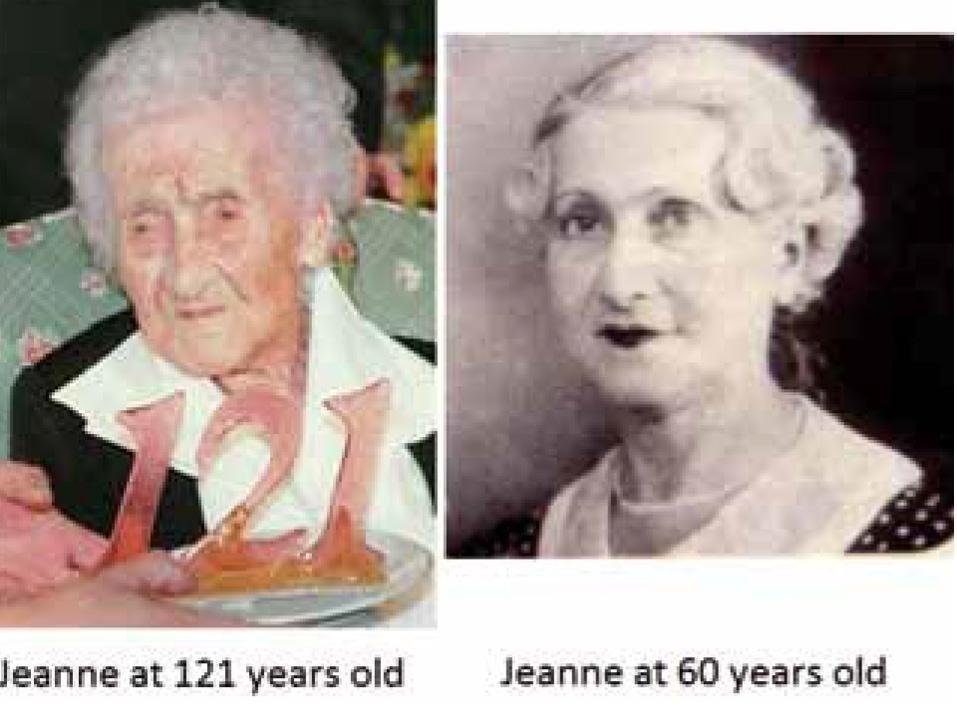 signora anziana
