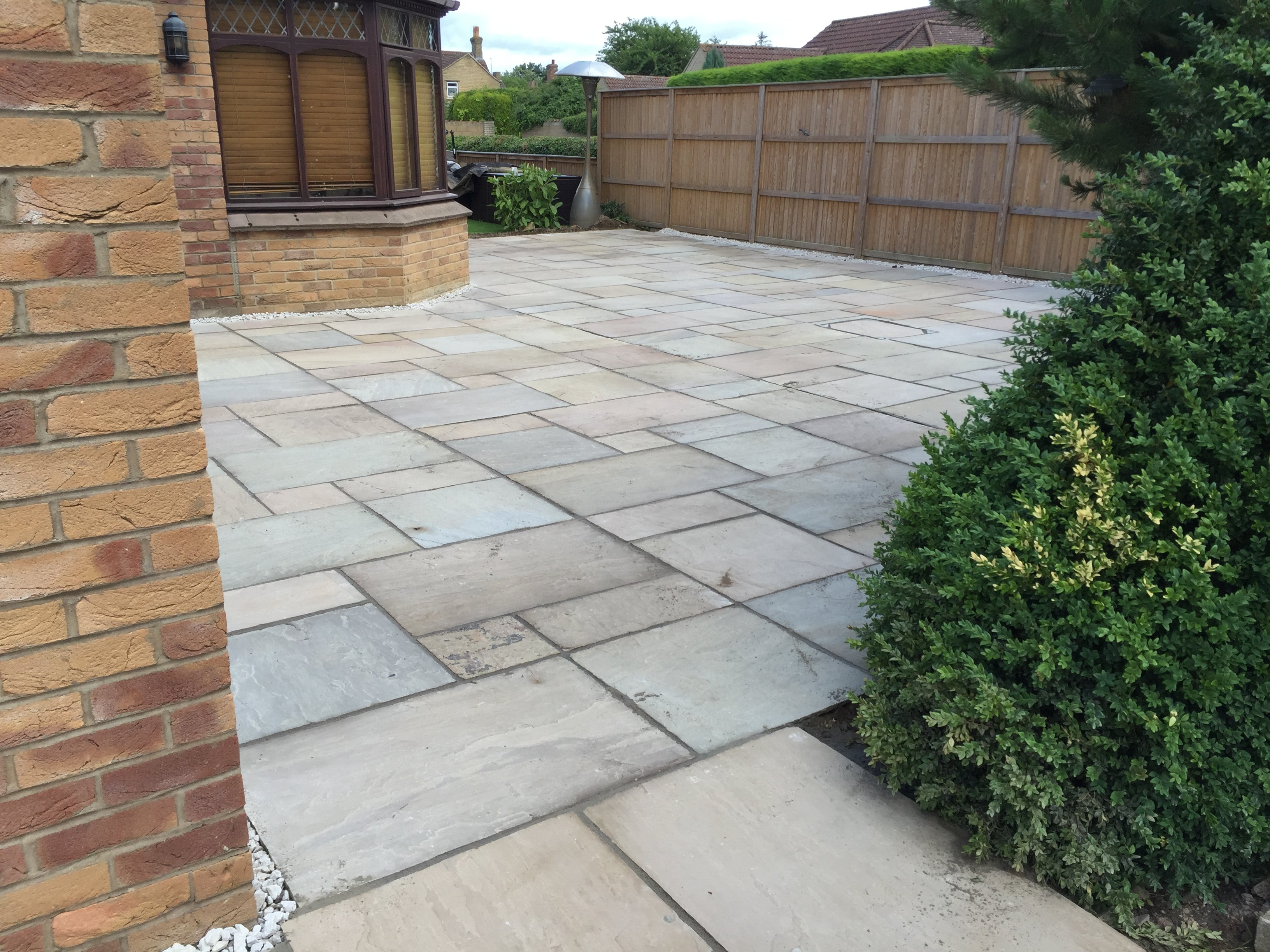 Patio laying Peterborough