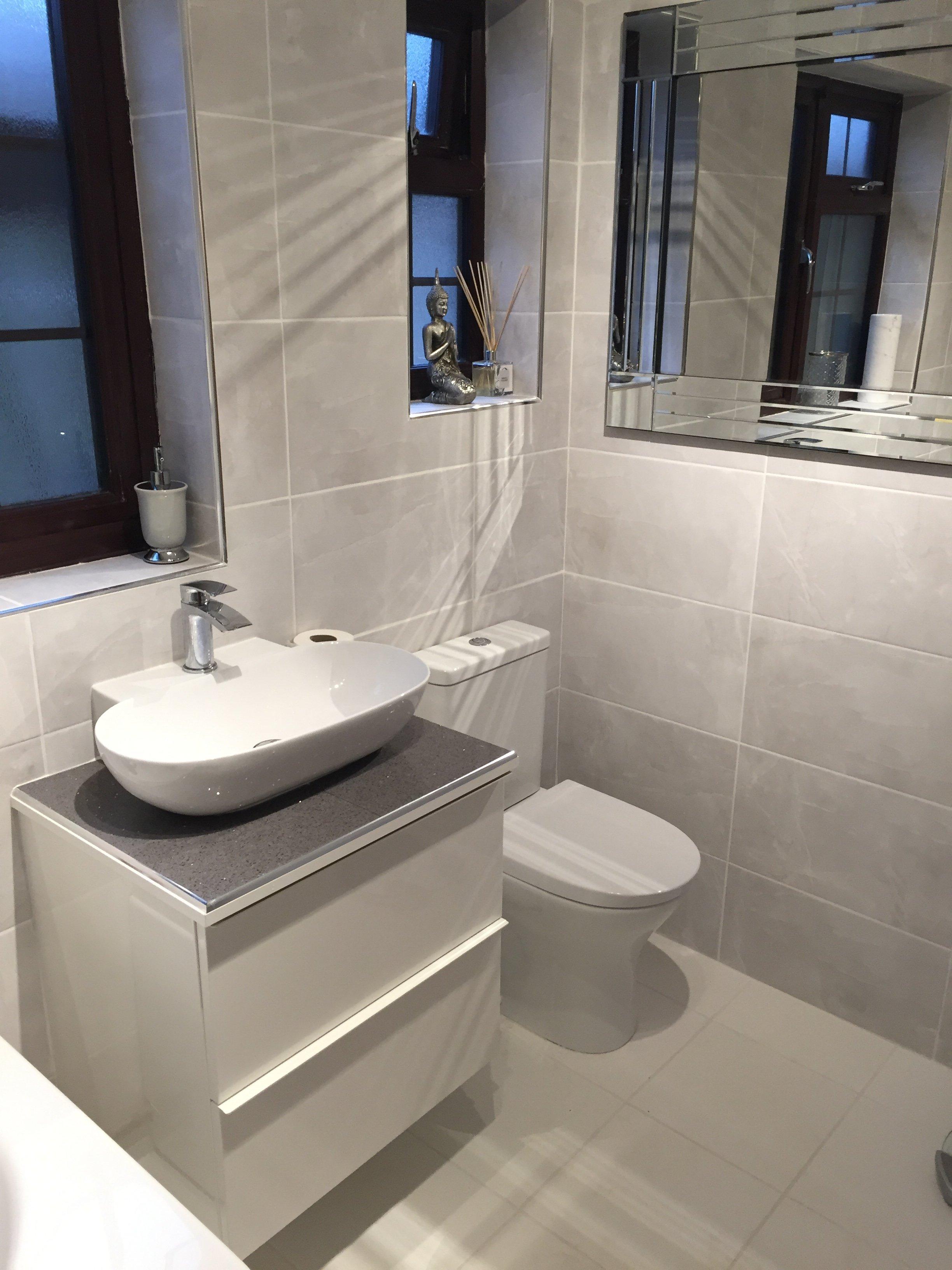 Bathroom Installations Peterborough