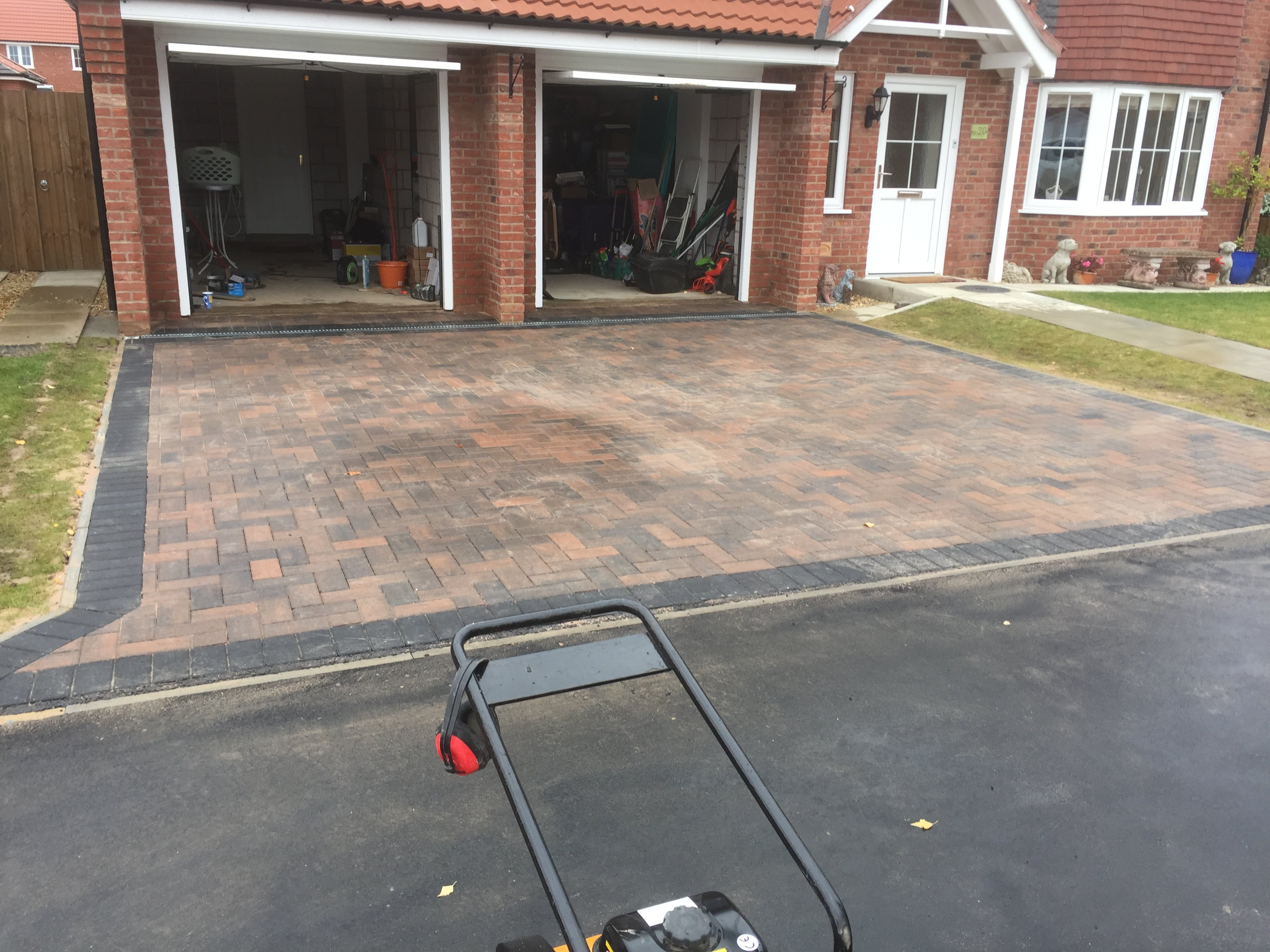 Driveways J foster property Maintenance