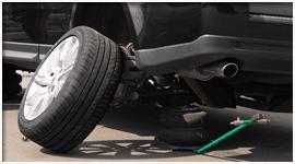convergenza ruote, sostituzione pneumatici, gomme per scooter