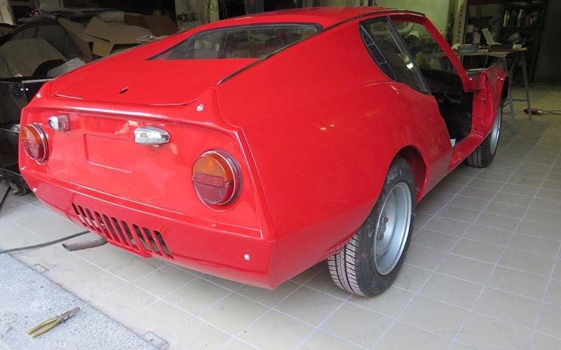 carrozzeria per auto d