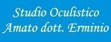 logo studio oculistico amato