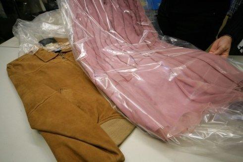 abiti e giacconi