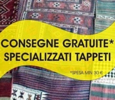 specializzati in lavaggio tappeti