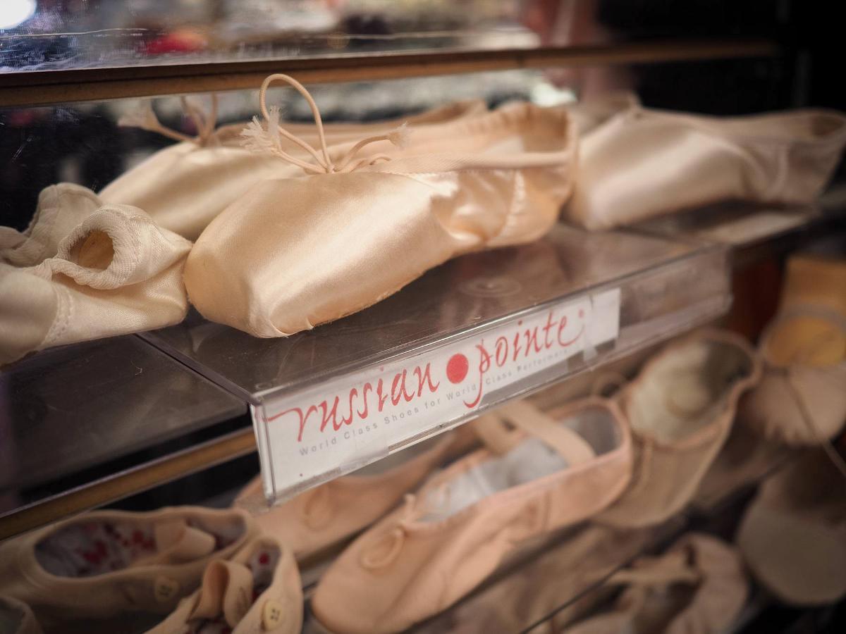 Ballet Pointe Shoes Mahopac, NY