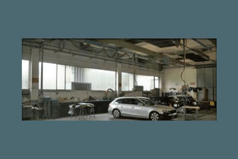 verniciatura a forno autoveicoli