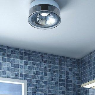 Illuminazione bagno milano black out - Lampade riscaldanti per bagno ...