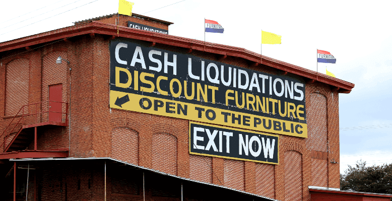 Exceptionnel Furniture Liquidation Services