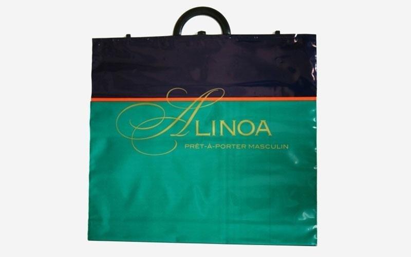 Sacchetti in plastica per linoa
