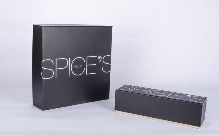 scatole regalo spice